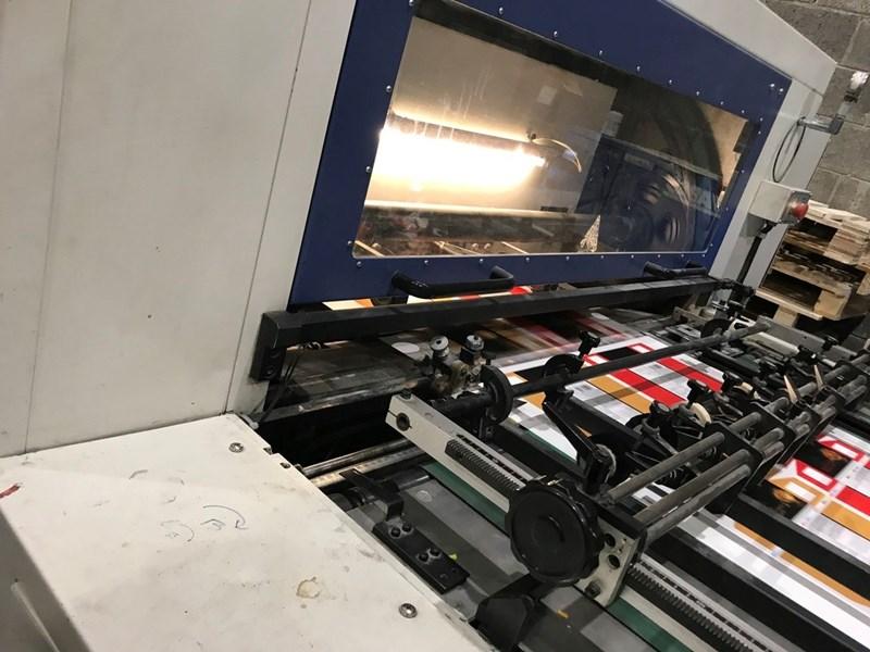 Yawa MW 1050A Automatic Die Cutter