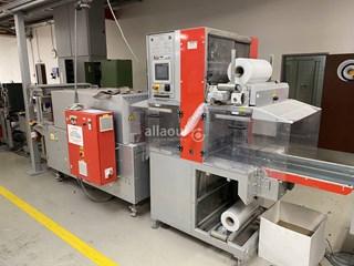 Affeldt SA 20 + VT 50-1500 Packing machines