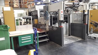 Bobst SP 130 E Die Cutters - Automatic and Handfed