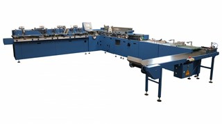 Buhrs  BB300 10K Mail Room Equipment
