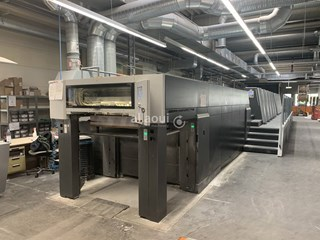 Heidelberg XL 106-8-P+L 18k Sheet Fed