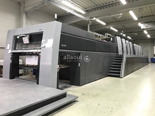 Heidelberg Speedmaster XL 162-8-P Sheet Fed