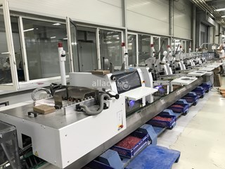 Heidelberg Stitchmaster ST 450 Saddlestitchers
