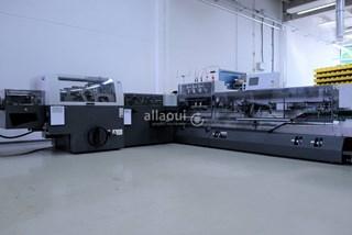 Heidelberg Stitchmaster ST 450 Zusammentragmaschine - Sammel hefter