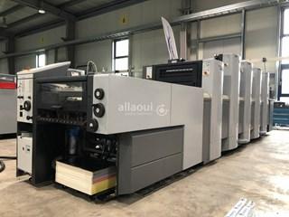 Heidelberg SX 52-4+L 单张纸胶印机