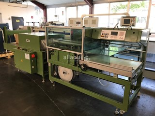 Kallfass Universa 8060/100 + Standard 650 N Packing Machines