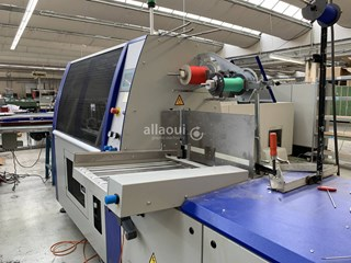 Kolbus LE 660 Hard Cover Book block production / sewing