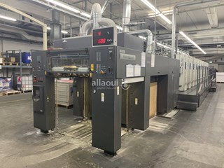 Manroland R 710 3B PLV HiPrint Coaters/UV coaters