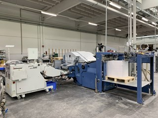 MBO K 800.2 S-KTL/4 Folding Machines