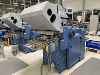 MBO T 460-4 + SE 460 Folding Machines