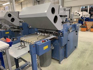 MBO T 530-6 + A56 Folding Machines