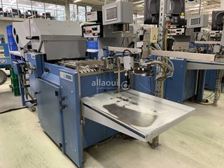 MBO T 530-4 + A56 Folding Machines