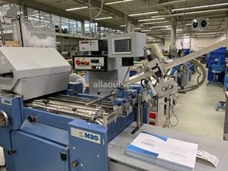 MBO T 530 4 + A56 Folding Machines