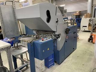 MBO T 535-6 + A56 Efficiency Automatic Folding Machines