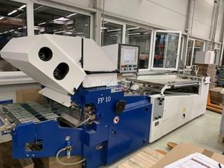 MBO T 700-4 + Palamides Delta 703 Folding Machines