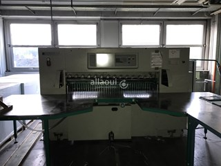 Perfecta 168 HTVC cutting line Guillotines/Cutters