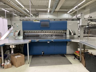 Perfecta 225 TS-LM + Basa 7 Guillotines/Cutters