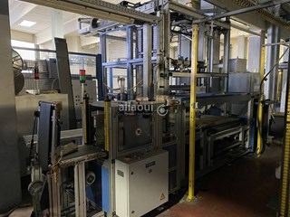 Segbert ZPA & VBS 95 Packing machines