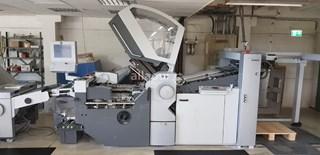 Heidelberg Stahlfolder KH 82-4 KTL + TSH 70 (32 Pages) Folding machines