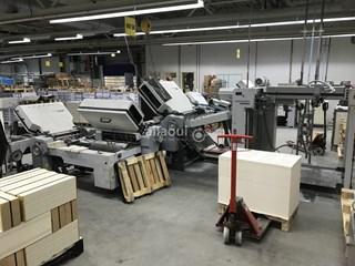 Heidelberg Stahlfolder TD 78 4-4-2 +  SBP 46 Folding machines