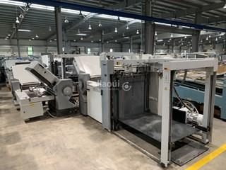 Heidelberg Stahlfolder TH 82 4-4-2 + SBP 46 Folding machines