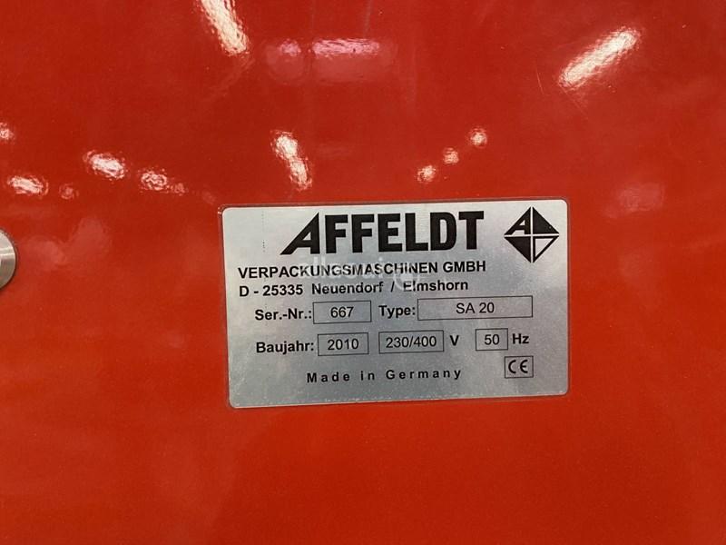 Affeldt SA 20 + VT 50-1500