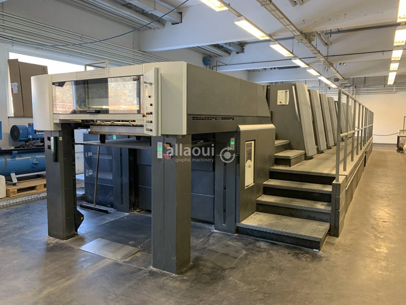 Show details for Heidelberg XL 105-8-P