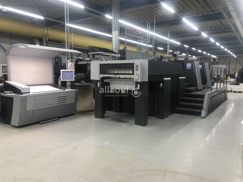 Show details for Heidelberg XL 106-2-P 18k