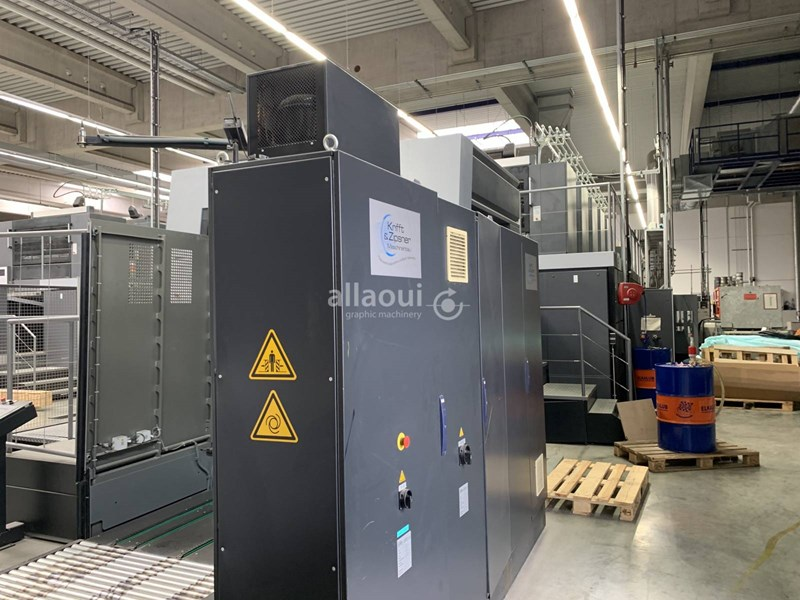 Heidelberg XL 145-6-LX UV EOP 18k