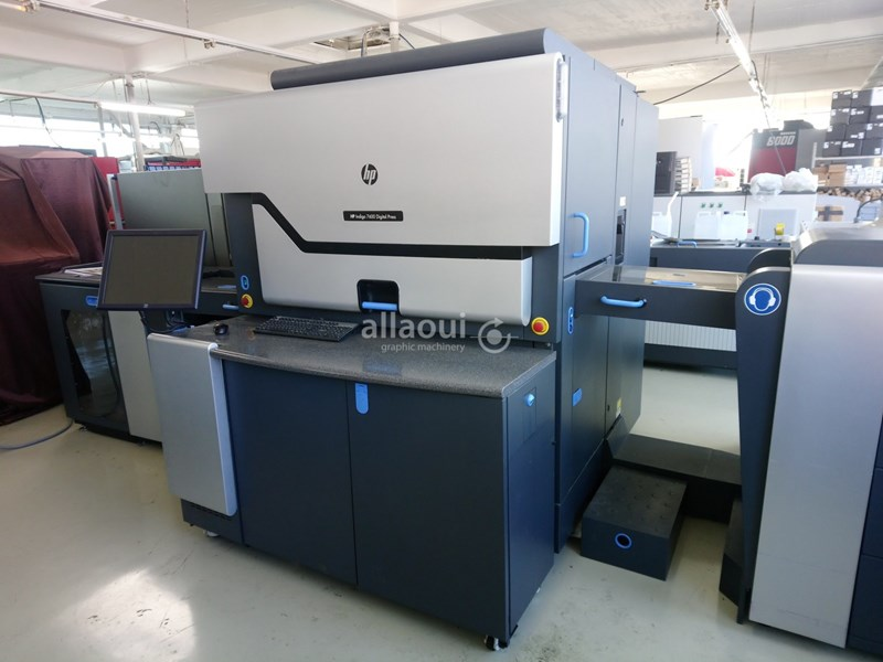 HP Indigo Digital Press 7600