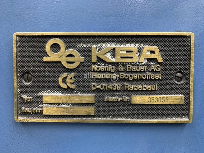KBA RA 162-4 FAPC