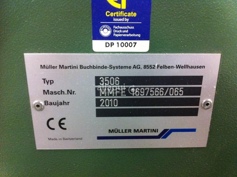 Müller Martini 3502