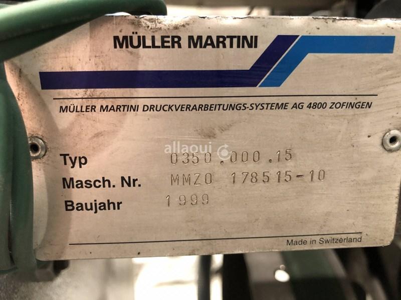 Müller Martini 350 Print Roll P