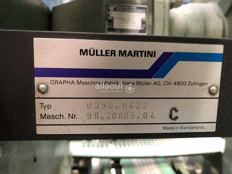 Müller Martini 350 Print Roll