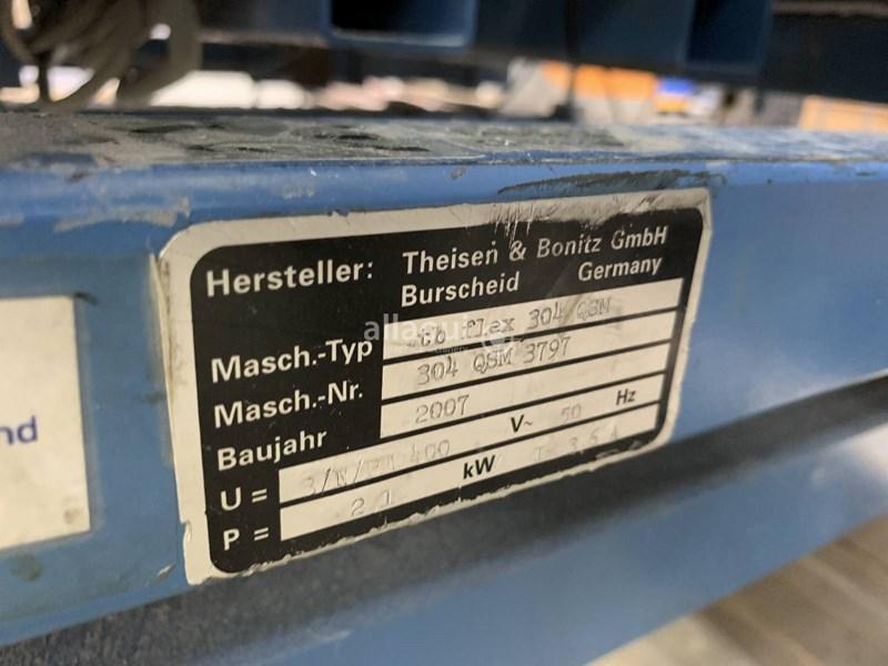 Theisen & Bonitz TB Flex B310 VP + tb flex 304 QSM