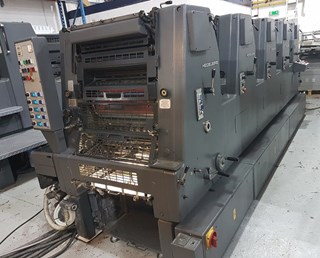 Heidelberg GTOFP 52 Sheet Fed