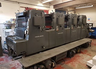 Heidelberg MOVS Sheet Fed