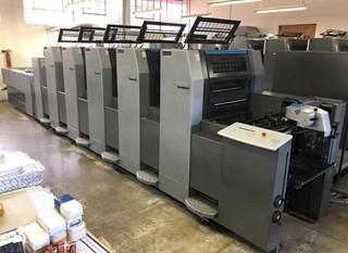 Heidelberg SM 52-5-L 单张纸胶印机