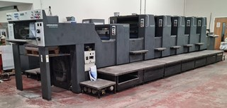 Heidelberg SM 74-5-L Sheet Fed