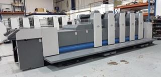 Ryobi 525GX 单张纸胶印机