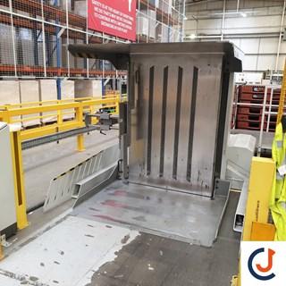 Albo AS1500  Stapelwender / Aufzug