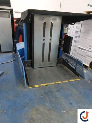Albo VT1000  Pile Turner / Elevator