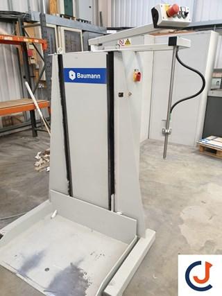 Baumann BSH 2 - 450 Pile Turner / Elevator