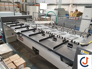 Col-Tec SRA2 8 Stations Col-Tec Fully Reconditioned 2015 Alzadoras