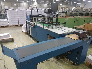 Domino L400 Mail room equipment