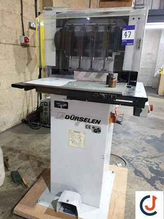 Dürselen PB04 Paper Drill  Paper Drilling & Punching