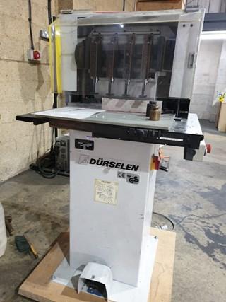 Dürselen PB04 Paper Drill  FOREUSES ET PERCEUSE