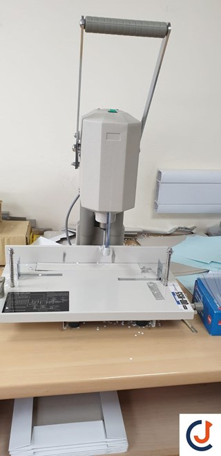 Dürselen UD-H55 Paper Drilling & Punching