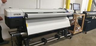 Epson SureColor -S70600 Presses Ink Jet
