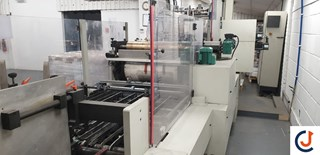 Esatec Turboline MT 6B Rigid Box Machinery